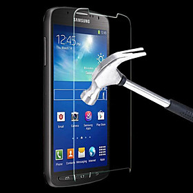 2.5D Protective Tempered Glass Screen Protector Film Guard for Samsung Galaxy S4 i9500 - Transparent