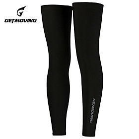 Compression Clothing Leg Warmers/Knee Warmers BikeBreathable Ultraviolet Resistant Moisture Permeability Compression Lightweight 3885337