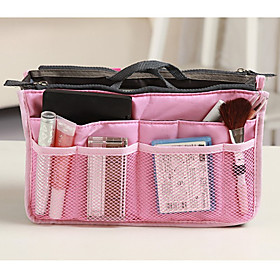 Travel Bag / Travel Organizer / Travel Luggage Organizer / Packing Organizer Large Capacity / Waterproof / Portable for Clothes Canvas / Nylon 2815.59 cm Solid
