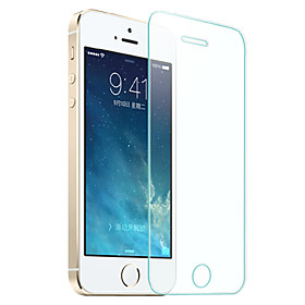 Image of 0.02mm Anti-scratch Ultra-thin Tempered Glass Screen Protector for iPhone 5C