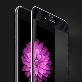 Full Screen 3D Fiber Surface Mesh Wrapping Full Coverage Glass Film for iPhone 6S/6 (Assorted Colors) 3932471