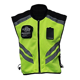 PRO-BIKER Motorcycle Clothes Jacket Polyester Spring / Summer / Fall Reflective Strips 4223718