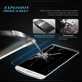 Premium Tempered Glass Screen Protective Film for LG G3 4057452