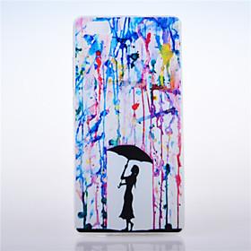 For Huawei Case Ultra-thin Case Back Cover Case Cartoon Soft TPU Huawei 4377730