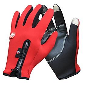Winter Outdoor Climbing Antiskid Touch Screen Gloves Warm Gloves 4249567