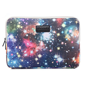 Star Glow Bright Star Prints Laptop Cover Sleeves Shakeproof Case for MacBook Air 11 ThinkPad HP Samsung Dell Acer