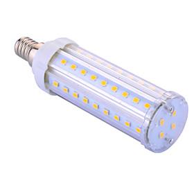 YWXLIGHT 1pcs E14/E26/E27/B22 25W 58 SMD 2835 2450LM Warm/Cool White LED AC 100-240V 4611