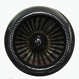 48MM Carbon Air Filter Cleaner For 200cc Pit Dirt Bike Scooter Motorcycle 4250458