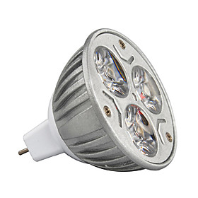 MR16 1W 2800-3000K Warm White Mini LED Spotlight Bulb (AC/DC12V) 88006368