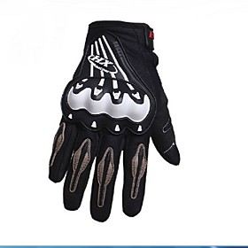 High Quality Breathable Durable Non-Slip Motorbike Motocross Motorcycle/Bicycle/Bike/Racing Gloves M/L/XL Black/Red/Blue 4256541