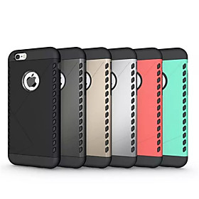 Super Protection  2in1 Combo Shell Protective Sleeve for iPhone 6S Plus/6 Plus (Assorted Color) 4483572