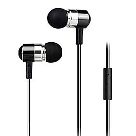 3,5 milímetros fone de ouvido novo super-baixo no ouvido encaixe seguro metálico para iphone 6 / iphone 6 mais 863159