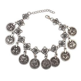 Women's Chain Bracelet Charm Bracelet - Bracelet Silver For Party Daily Casual