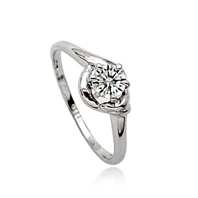 Women's Statement Ring - Crystal, Imitation Diamond, Alloy Personalized, Luxury, European 7 Silver For Party Daily Casual