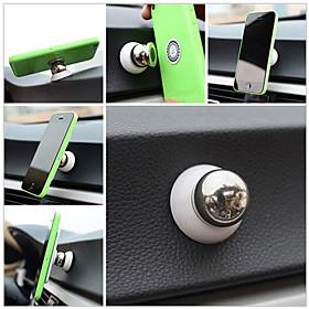 Car Universal / iPad mini / Mobile Phone Mount Stand Holder 360° Rotation / Magnetic Universal / iPad mini / Mobile Phone Metal Holder
