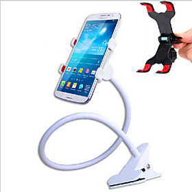 360 Rotating Flexible Long Arm Cell Phone Holder Stand Lazy Bed Desktop Tablet Selfie Mount Bracket For iphone Samsung Huawei Xiaomi Phones