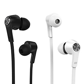 Image of 100% Original xiaomi piston youth HiFi headphones 3.5mm stereo Earphone Bass Headset with Mic for Iphone 6 / 6Plus