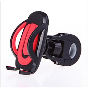 Phone Holder Stand Mount Car / Bike / Motorcycle Handlebar Adjustable Stand Plastic for Mobile Phone 4456983