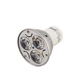 YouOKLight 3W 200-250 lm GU10 LED Spotlight R63 3 leds High Power LED Decorative Warm White Cold White AC 110-130V AC 220-240V 4766005