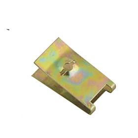 25 Pcs Car Auto Dashboard Pannel Speed Fastener U-Clips 5mm Diameter