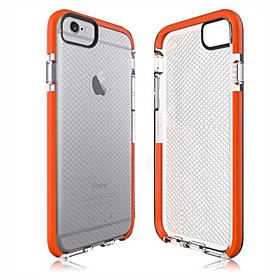 Case For iPhone 6s Plus iPhone 6 Plus iPhone 6s iPhone 6 iPhone 6 iPhone 6 Plus Shockproof Back Cover Armor Soft TPU for iPhone 6s Plus 4527209