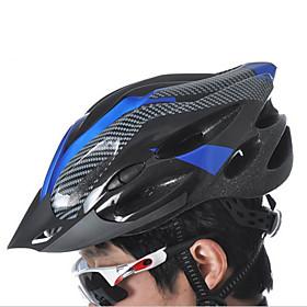 Adults Bike Helmet 21 Vents Impact Resistant, Light Weight, Adjustable Fit PVC(PolyVinyl Chloride), EPS, PC Sports Climbing / Cycling / Bike / Mountain Bike /