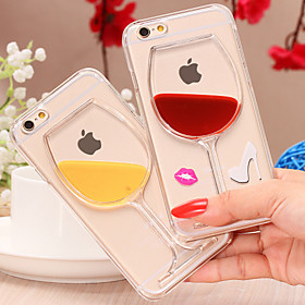 Sexy High-heel Shoe and Liquid Glass Hard Back Case for iPhone 5/5S(Assorted Colors) 4528131
