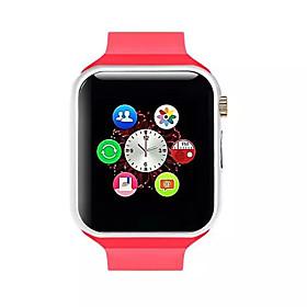 bluetooth intelligente orologio da polso di sport W8 pedometro sim card smartwatch per IOS e Android smartphone