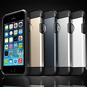 Tough Armor Case for iPhone 5/5S(Assorted Colors) 4579614