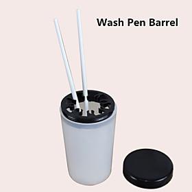 1pcs Nail Tools Wash Pen Barrel Wash Pen Cup Washing Dedicated Nail Pen 4627146