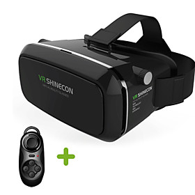 "VR BOX Shinecon Virtual Reality 3D Glasses, BT Control for 3.5""""-6"""" Phone"" 4557672"