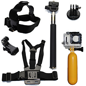 Accessory Kit For Gopro Waterproof Floating For Action Camera Gopro 6 All Action Camera Gopro 5 Xiaomi Camera Gopro 4 Session Gopro 4 4516309