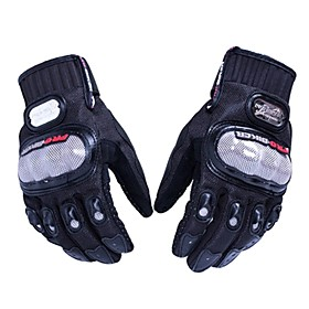 PRO-BIKER MCS-01A Skid-Proof Full Finger Motorcycle Racing Gloves 4574894