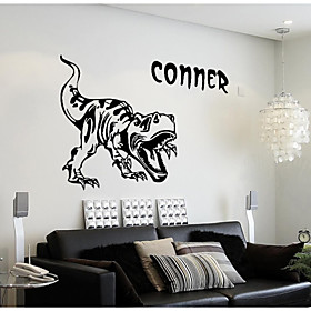 Wall Stickers Wall Decals, Dinosaur PVC Wall Stickers 4709717