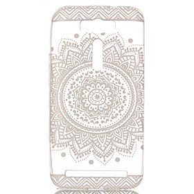 Special Flower Hollow Pattern TPU Case for Asus Zenfone 2 Laser ZE500KG ZE500KL 5.0