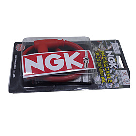NGK Ignition Coil Powel Cable For Motorcycle Dirt Pit Bike ATV Scooter 4651099