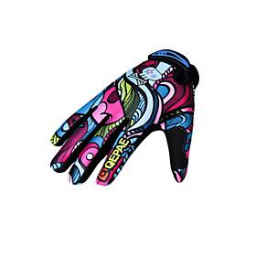 Gloves Sports Gloves Women's / Men's Cycling Gloves Spring / Autumn/Fall / Winter Bike GlovesKeep Warm / Anti-skidding / Wearproof / 4721023