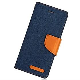 copertura di alta qualita del modello del cowboy per il iphone 6S plus \/ 6 piu (colori assortiti)