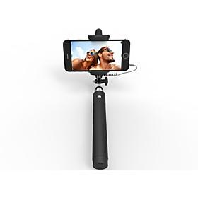 bastone vormorselfie con otturatore integrato a distanza con il supporto del telefono regolabile per Apple, gli smartphone Android