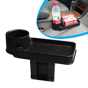 New Black Universal Vehicle Car Truck Drink Bottle Cup Phone Holder Car Multi-Function Rack Car Accessories 4766767