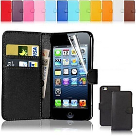 Case For iPhone 5C Apple iPhone 8 iPhone 8 Plus Full Body Cases Hard PU Leather for iPhone 8 Plus iPhone 8 iPhone 5c 2581860