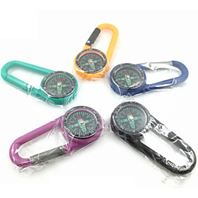 Compasses Convenient Hiking Camping Travel Outdoor Plastic cm pcs 4743104