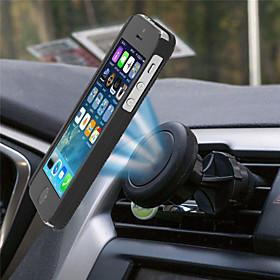 Mount 2016 novo carro único ventilação de ar magnética titular para todos os smartphones de telefones móveis 4748553