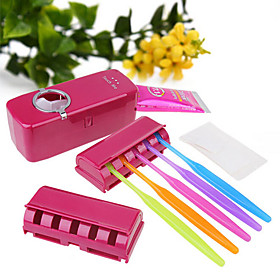 Creative Modern Plastic Multi-function Storage Toothbrush Holders 4746627