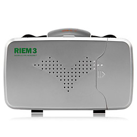 RITECH  Riem III Virtual Reality 3D Glasses   Smart Bluetooth Wireless Mouse / Remote Control Gamepad 4777713