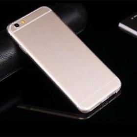 TPU étui souple ultra transparent pour iPhone 6 / 6s