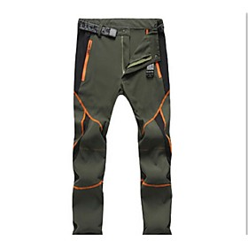 Men Outdoor Sports Casual Trousers Quick-Drying Hiking Waterproof Removable Shorts Beach Pants(More Colors) 4867120