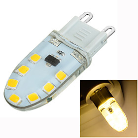 G9 Dimmable Silicone 3W 200lm 14x SMD 2835 Warm White Light Bulb Lamp (AC220-240V) 4958925