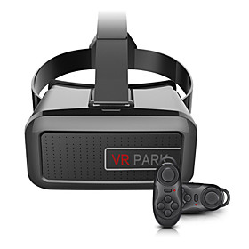 VR PARK V2 3D Glasses VR BOX Cardboard for Vitual Reality Headset with Bluetooth Remote Controller 4830358
