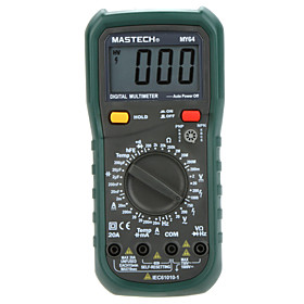 Mastech MY64 Digital Million Meter - Capacitance Test - Frequency Test - Temperature Test - Wan